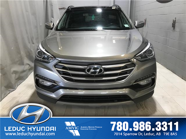 2017 Hyundai Santa Fe Sport 2.0T Limited (Stk: 9SF3137A) in Leduc - Image 1 of 8