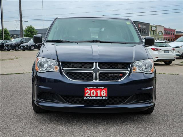 2016 Dodge Grand Caravan SE/SXT (Stk: 19-1525A) in Ajax - Image 2 of 24