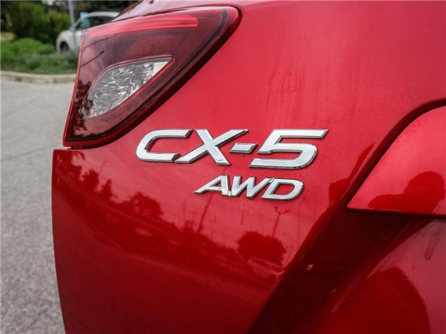 2016 Mazda CX-5 GT (Stk: P5174) in Ajax - Image 21 of 24