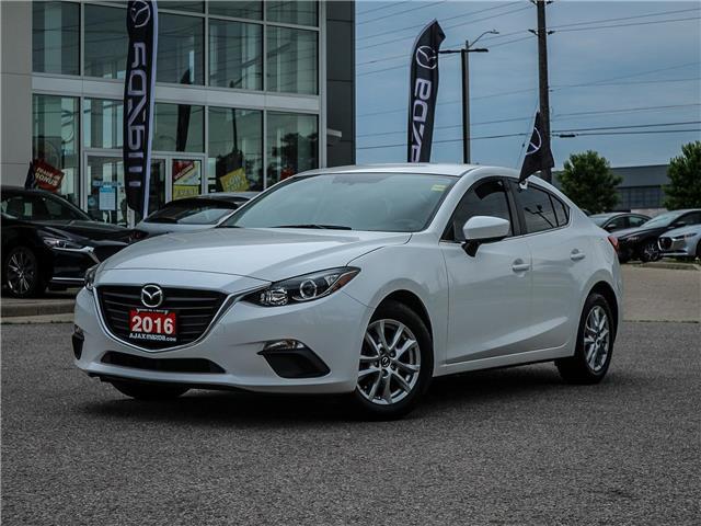 2016 Mazda Mazda3 GS (Stk: P5179) in Ajax - Image 1 of 25