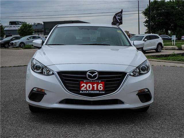 2016 Mazda Mazda3 GS (Stk: P5179) in Ajax - Image 2 of 25