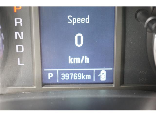 2018 Chevrolet Silverado 1500 Silverado Custom (Stk: T19260A) in Sault Ste. Marie - Image 16 of 18