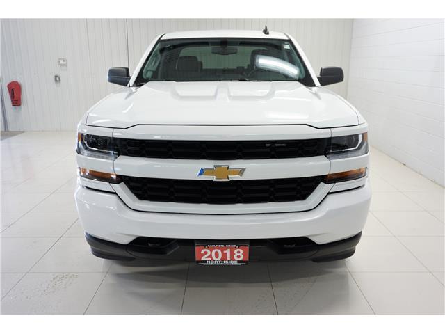 2018 Chevrolet Silverado 1500 Silverado Custom (Stk: T19260A) in Sault Ste. Marie - Image 3 of 18