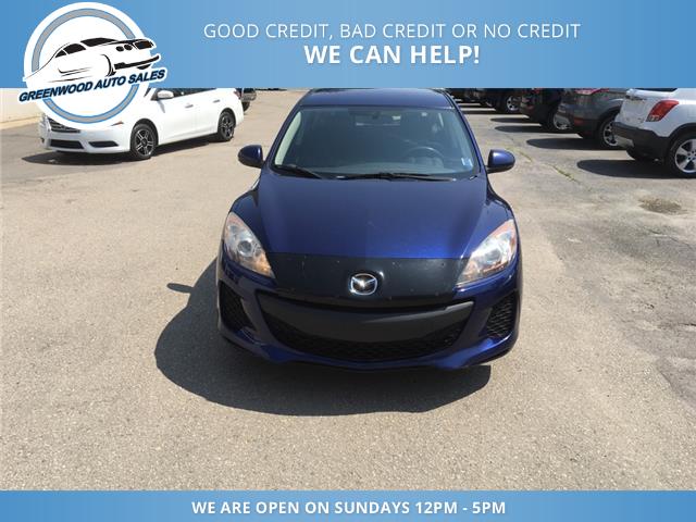 2013 Mazda Mazda3 Sport GX (Stk: 13-31948) in Greenwood - Image 4 of 17