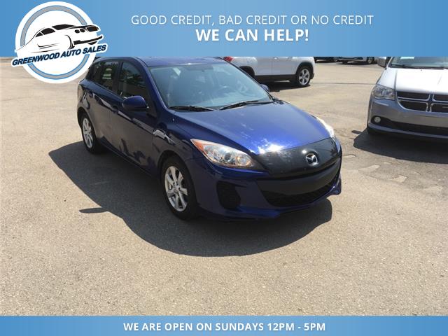 2013 Mazda Mazda3 Sport GX (Stk: 13-31948) in Greenwood - Image 5 of 17