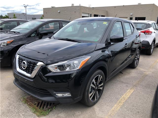 2019 Nissan Kicks SV (Stk: K19073) in London - Image 1 of 5