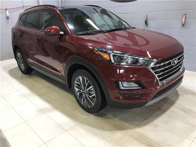 2019 Hyundai Tucson Luxury (Stk: 9TC2308) in Leduc - Image 2 of 8