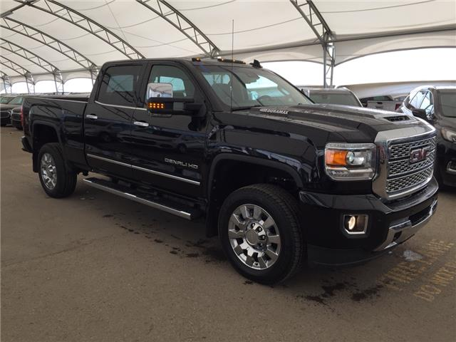 2019 GMC Sierra 2500HD Denali (Stk: 169648) in AIRDRIE - Image 1 of 30