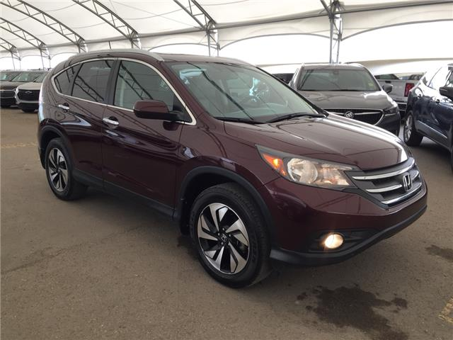 2014 Honda CR-V Touring (Stk: 175670) in AIRDRIE - Image 1 of 27