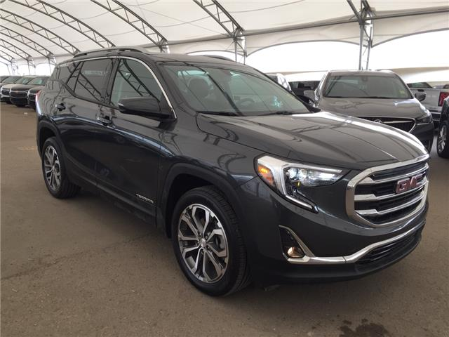 2018 GMC Terrain SLT (Stk: 168864) in AIRDRIE - Image 1 of 31
