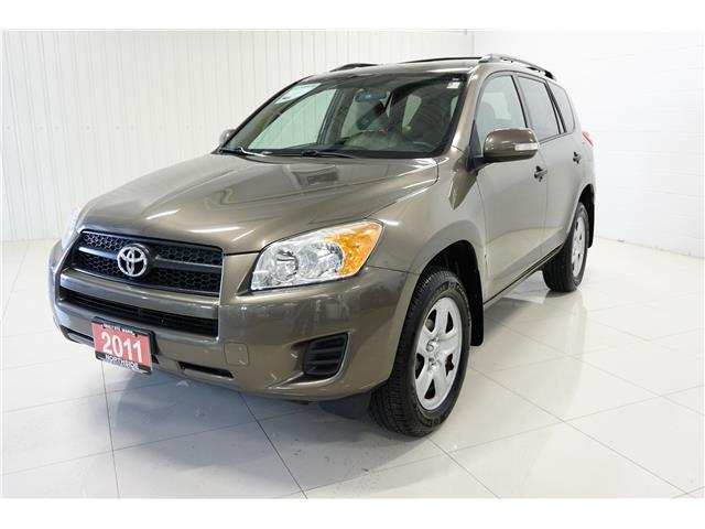 2011 Toyota RAV4 Base (Stk: H19049A) in Sault Ste. Marie - Image 1 of 19