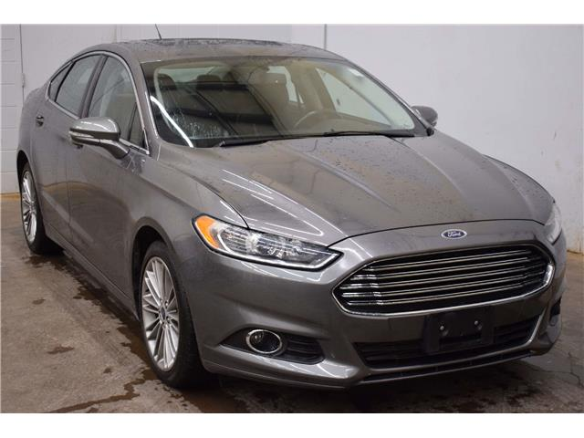 2014 Ford Fusion SE AWD - LTHR * SUNROOF * NAV * HTD SEATS  (Stk: B4298) in Napanee - Image 2 of 30
