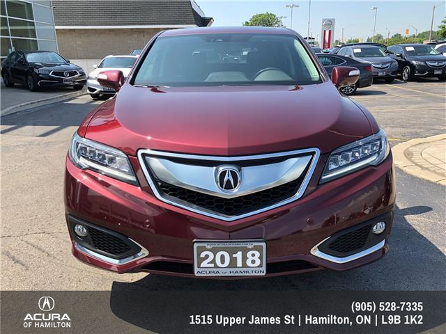 2018 Acura RDX Elite (Stk: 1814880) in Hamilton - Image 2 of 25