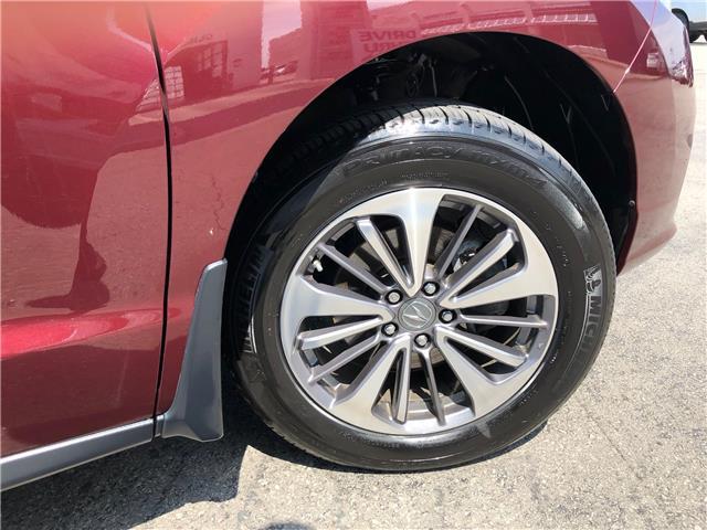 2018 Acura RDX Elite (Stk: 1814880) in Hamilton - Image 17 of 25