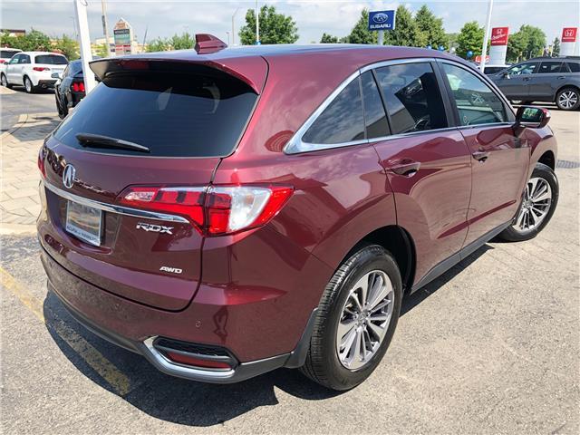 2018 Acura RDX Elite (Stk: 1814880) in Hamilton - Image 18 of 25