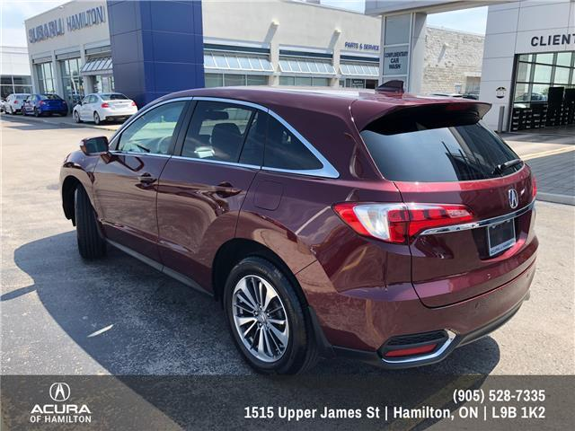 2018 Acura RDX Elite (Stk: 1814880) in Hamilton - Image 20 of 25