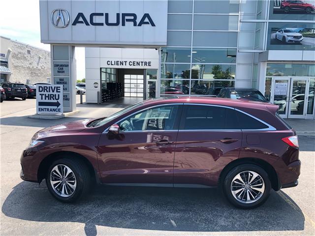 2018 Acura RDX Elite (Stk: 1814880) in Hamilton - Image 21 of 25