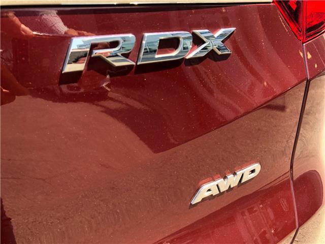 2018 Acura RDX Elite (Stk: 1814880) in Hamilton - Image 22 of 25