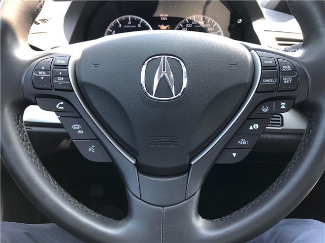 2018 Acura RDX Elite (Stk: 1814880) in Hamilton - Image 9 of 25