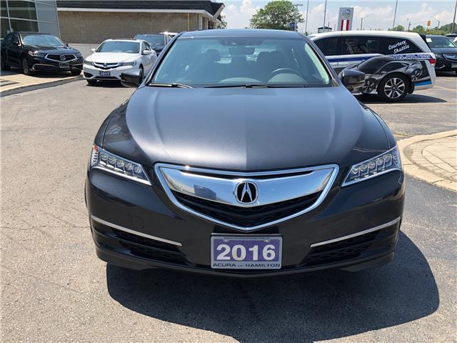 2016 Acura TLX Tech (Stk: 1614850) in Hamilton - Image 2 of 24