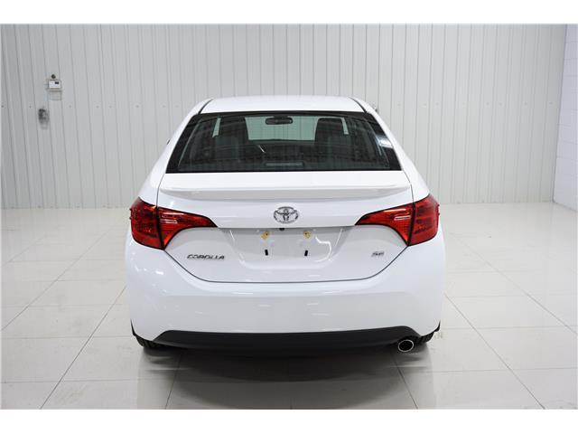 2019 Toyota Corolla SE (Stk: PR004) in Sault Ste. Marie - Image 5 of 15