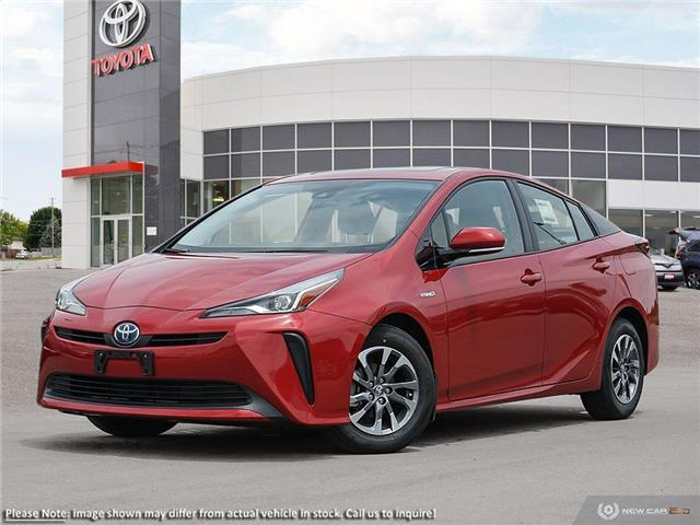 2019 Toyota Prius Technology (Stk: 219433) in London - Image 1 of 24