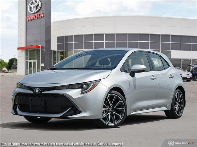 2019 Toyota Corolla Hatchback SE Upgrade Package (Stk: 219625) in London - Image 1 of 11
