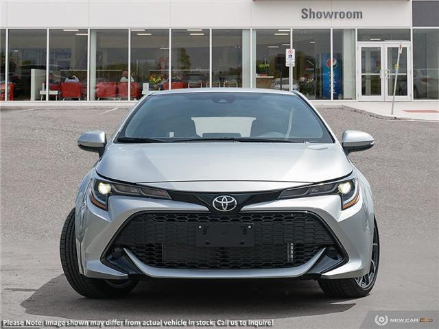 2019 Toyota Corolla Hatchback SE Upgrade Package (Stk: 219625) in London - Image 2 of 11