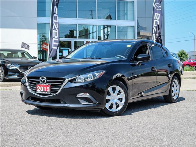 2015 Mazda Mazda3  (Stk: 19-1603A) in Ajax - Image 1 of 23