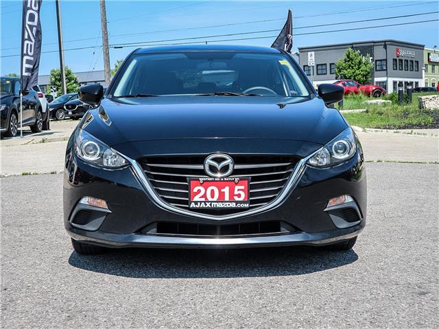 2015 Mazda Mazda3  (Stk: 19-1603A) in Ajax - Image 2 of 23