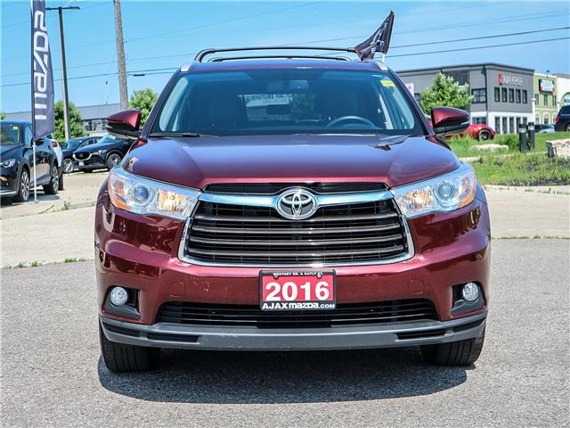 2016 Toyota Highlander  (Stk: P5175) in Ajax - Image 2 of 27