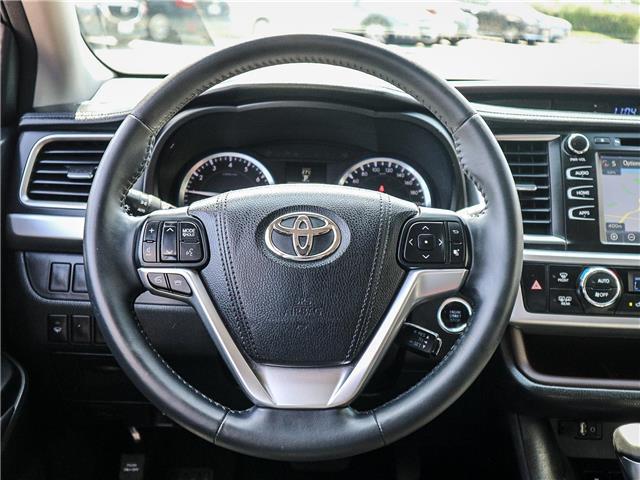 2016 Toyota Highlander  (Stk: P5175) in Ajax - Image 12 of 27