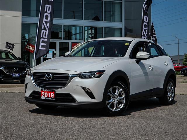 2019 Mazda CX-3 GS (Stk: 19-1160A) in Ajax - Image 1 of 24