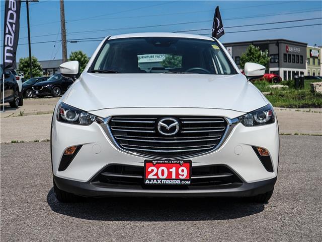 2019 Mazda CX-3 GS (Stk: 19-1160A) in Ajax - Image 2 of 24