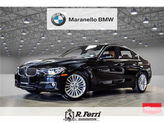 2015 BMW 328i xDrive (Stk: U8508) in Woodbridge - Image 1 of 23