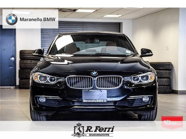 2015 BMW 328i xDrive (Stk: U8508) in Woodbridge - Image 2 of 23