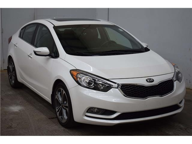 2015 Kia Forte SX - HTD & VNTD SEATS * SUNROOF * LTHR  (Stk: B4161) in Kingston - Image 2 of 30