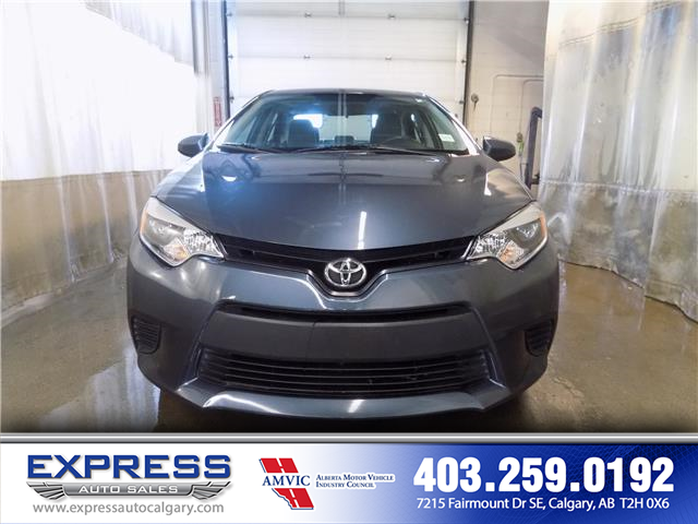 2016 Toyota Corolla CE (Stk: P15-1063A) in Calgary - Image 2 of 17
