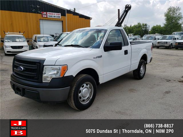 2014 Ford F-150 XLT (Stk: 5745) in Thordale - Image 1 of 5