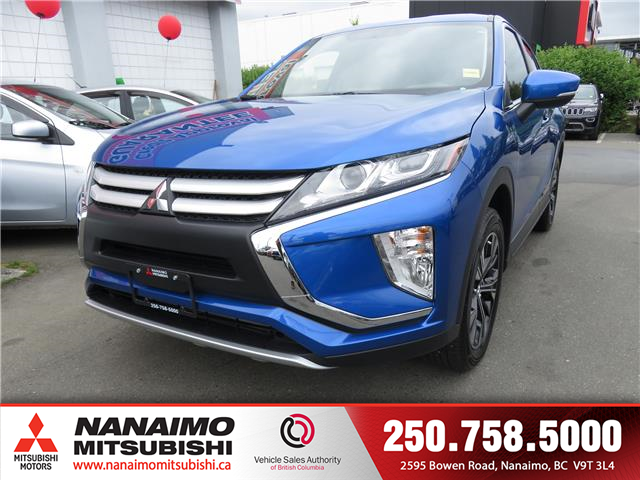 2018 Mitsubishi Eclipse Cross ES (Stk: 8P7532A) in Nanaimo - Image 1 of 9
