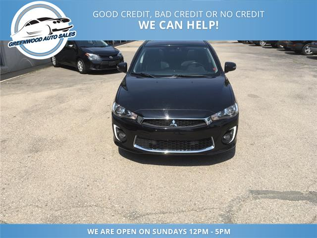 2016 Mitsubishi Lancer Sportback GT (Stk: 16-01695) in Greenwood - Image 3 of 17