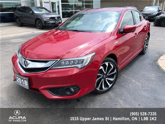 2018 Acura ILX A-Spec (Stk: 1801234) in Hamilton - Image 1 of 25