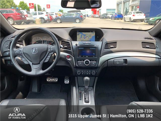 2018 Acura ILX A-Spec (Stk: 1801234) in Hamilton - Image 10 of 25