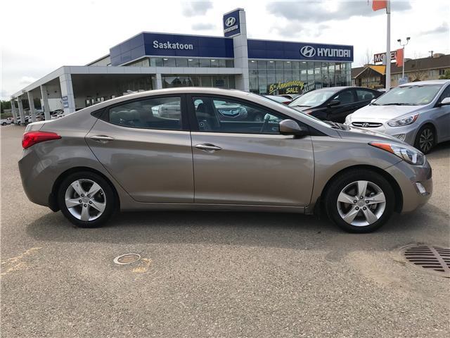 2013 Hyundai Elantra GLS (Stk: B7367A) in Saskatoon - Image 2 of 18