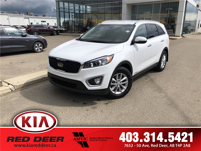 2018 Kia Sorento 3.3L LX (Stk: P7475B) in Red Deer - Image 1 of 10