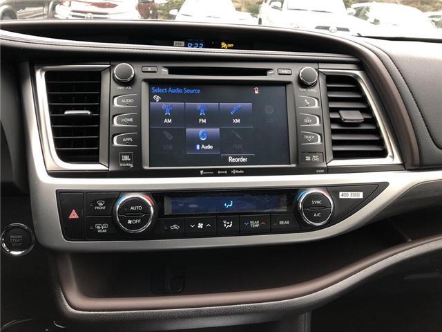 2019 Toyota Highlander Limited (Stk: 30742) in Aurora - Image 13 of 16