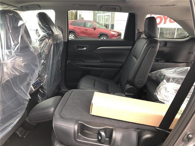 2019 Toyota Highlander Limited (Stk: 30742) in Aurora - Image 15 of 16