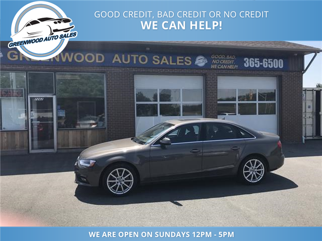 2014 Audi A4 2.0 Progressiv (Stk: 14-25264) in Greenwood - Image 1 of 16
