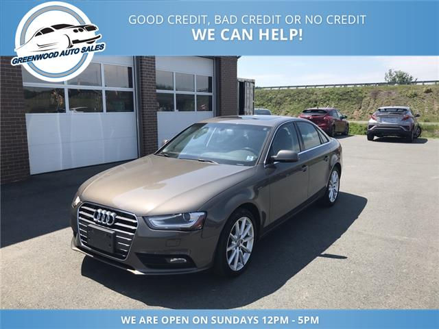 2014 Audi A4 2.0 Progressiv (Stk: 14-25264) in Greenwood - Image 2 of 16