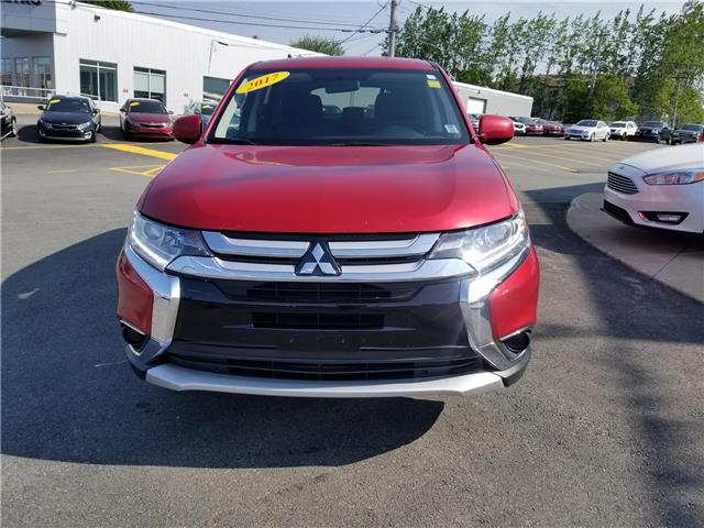 2017 Mitsubishi Outlander ES AWC (Stk: p19-159a) in Dartmouth - Image 2 of 10